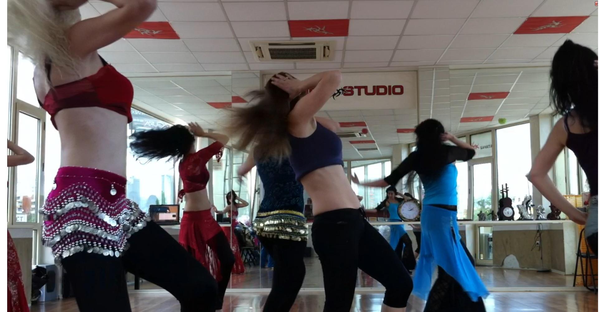 Уроци по ориенталски танци, belly dance в София