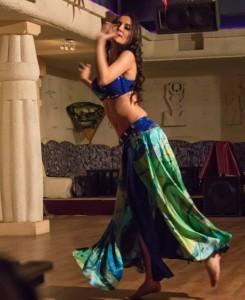 Боряна Димитрова, Стилове в ориенталския танц