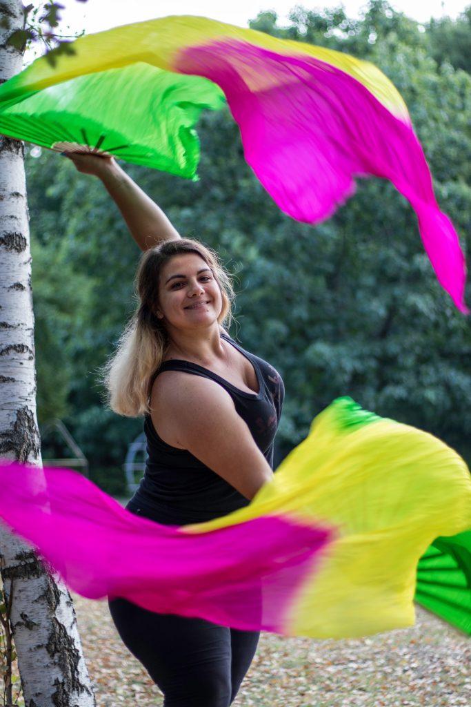 Iveta Stanislavova, Oriental Dance
