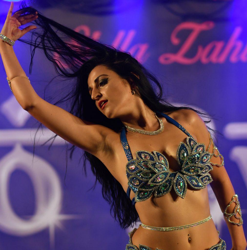Лилия Божинова - ориенталски танци